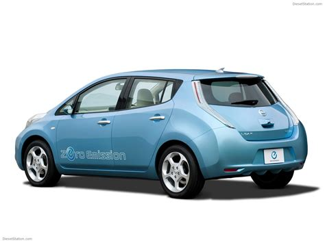 nissan leaf 2010 nissan leaf car image 04 of 20 diesel station