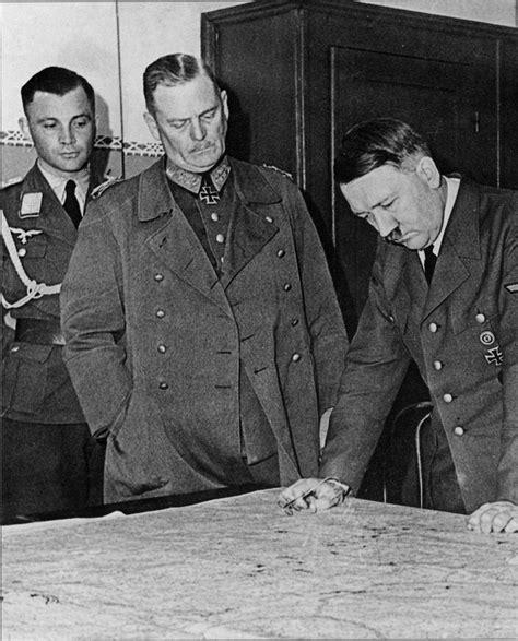 hans adolf krebs quotes hitler right and general field marshal keitel center