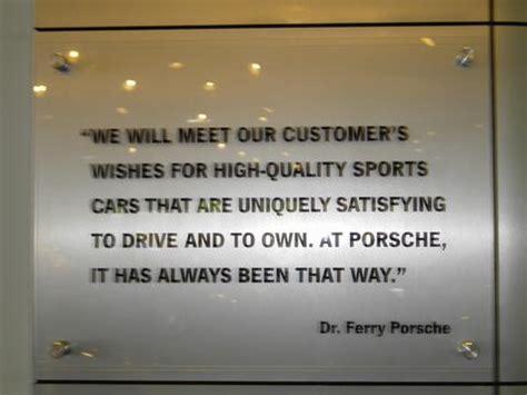 ferry porsche quotes dr ferry porsche s words rennlist discussion forums