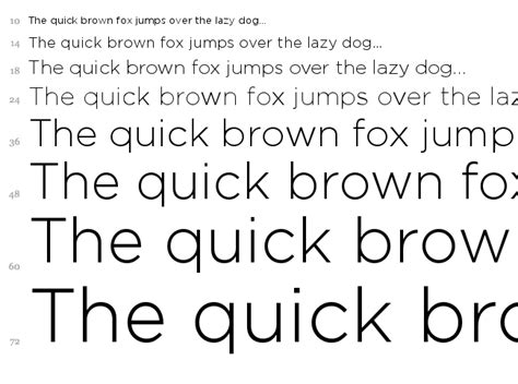 gotham light truetype font