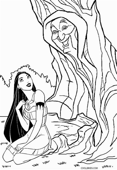 pocahontas coloring pages printable pocahontas coloring pages for cool2bkids