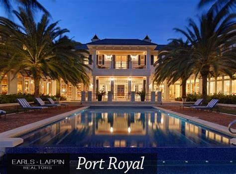 port royal real estate earls lappin naples luxury