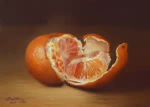 orange painting daily paintings by faith te oil paintings