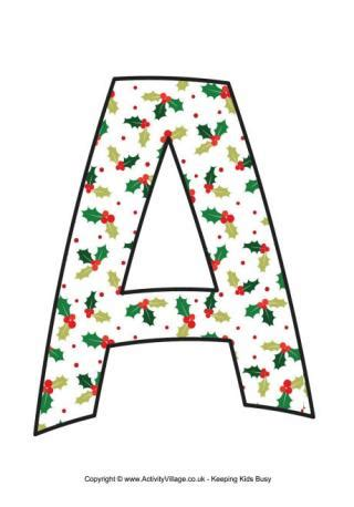 printable letters merry christmas traditional christmas letters