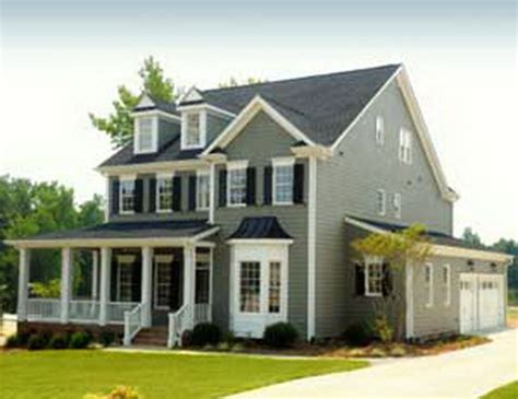 exterior house modern american home exterior designs new home designs