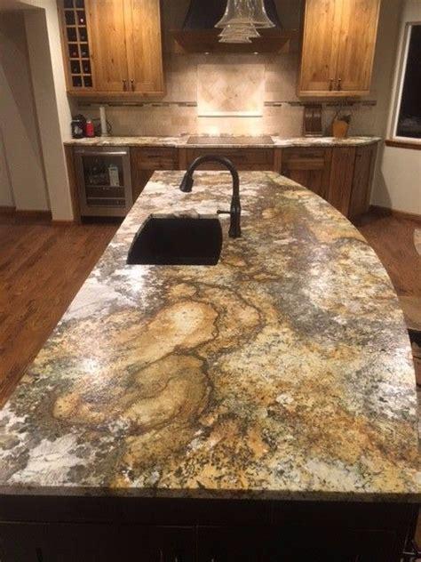 Best 10  Granite kitchen counters ideas on Pinterest