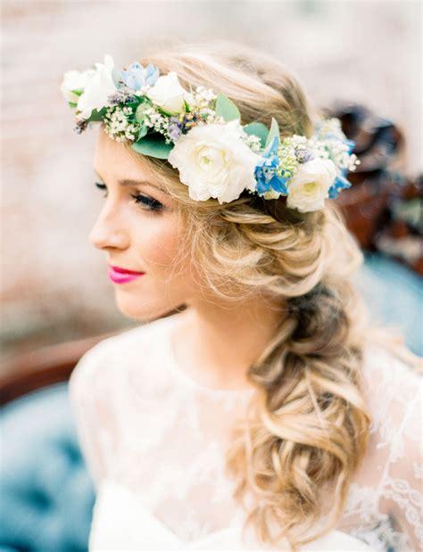 french blue lavender wedding inspiration green wedding