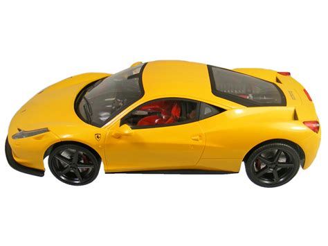 Rc 458 Racing Car Scale 114 toyandmodelstore remote car 458 italia style 1 14 scale rc model re chargeable
