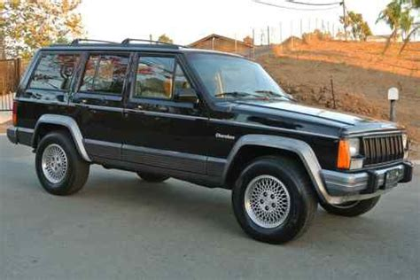 95 Jeep Sport Sell Used 2 Owner 95 Jeep Xj Country Sport 4 0l 5