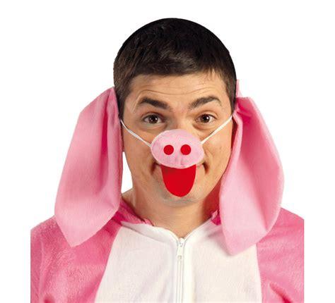 como aser naris y orejas de chancho de goma eba disfraz de camale 243 n para mujer