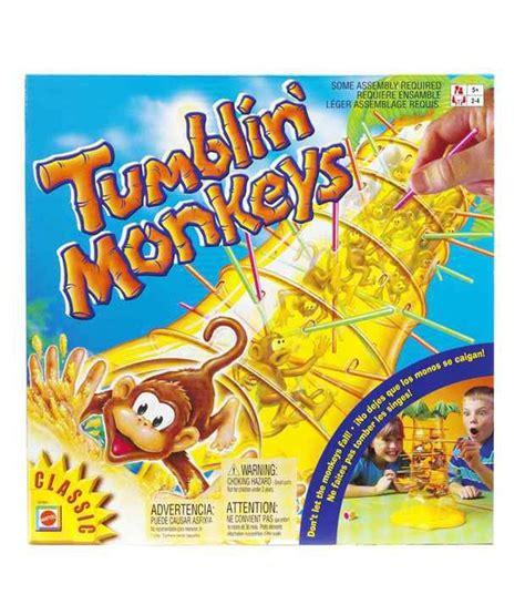Tumblin Monkeys mattel tumblin monkeys buy mattel tumblin monkeys