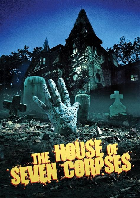 the house of seven corpses the house of seven corpses 1974 site of the dead