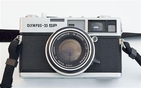 Kamera Analog Rangefinder Olympus 35 Spn olympus 35 sp telem 233 trica compacta con medici 243 n puntual
