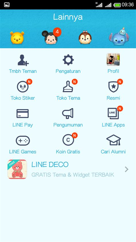 tema line android official momowoo free line theme for android cara mengganti tema
