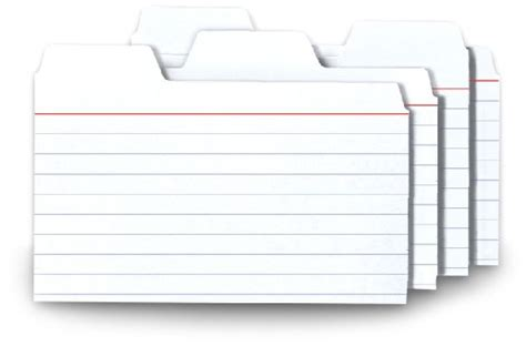 card divider template bgg find it tabbed index cards 3 x 5 inches white 48 pack