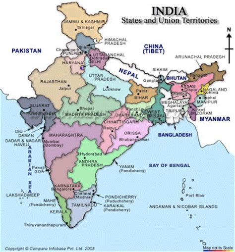 travel o rama: list of states in india tourism