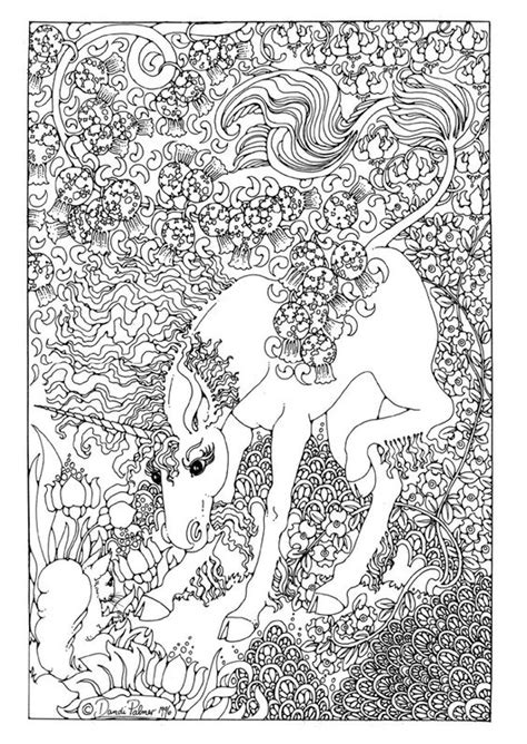 detailed coloring pages for adults unicorn coloring pages for adults bestofcoloring com