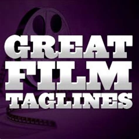 film quiz taglines catchy short phrases