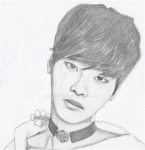 N Drawing Vixx by N Hakyeon Vixx Chained Up By Elraflukha On Deviantart