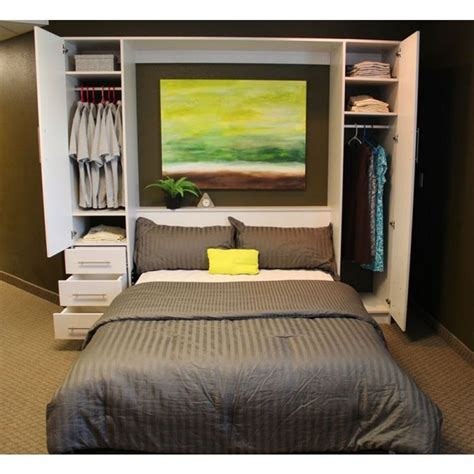 bedrooms and more enjoy some more convenience through diy murphy bed