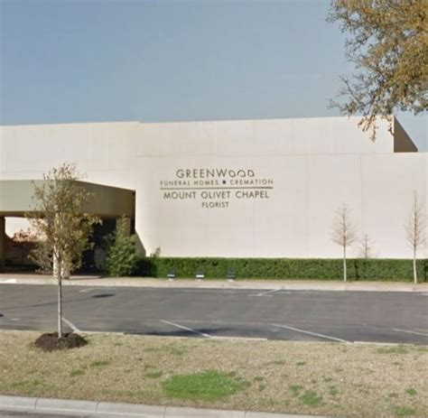 greenwood mount olivet funeral home fort worth tx home