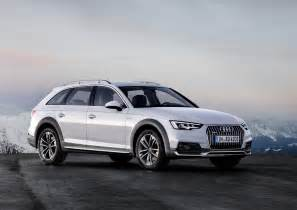 Audi As4 Official 2016 Audi A4 Allroad Quattro Gtspirit