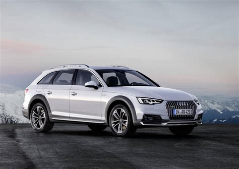 Audi Allroad A4 by Official 2016 Audi A4 Allroad Quattro Gtspirit