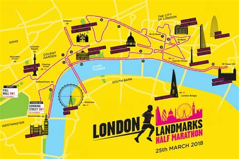 London Landmarks Half Marathon LIVE stream as it happened