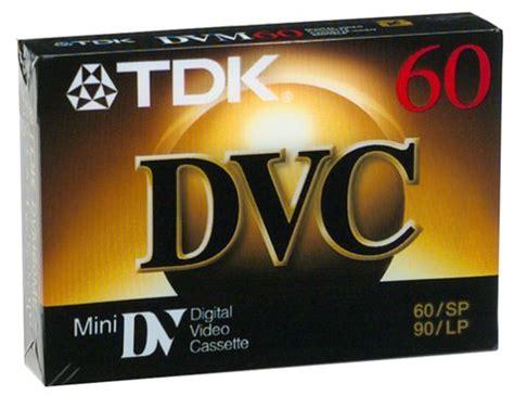 mini digital cassette tdk mini digital cassette 6 cassettes