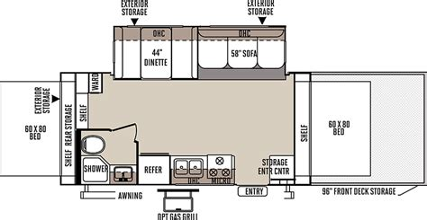 flagstaff rv floor plans flagstaff shamrock travel trailers floor plans access rv