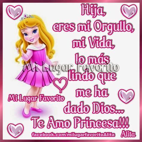 imagenes buenas noches hija mia alita moli mi hija mi princesa