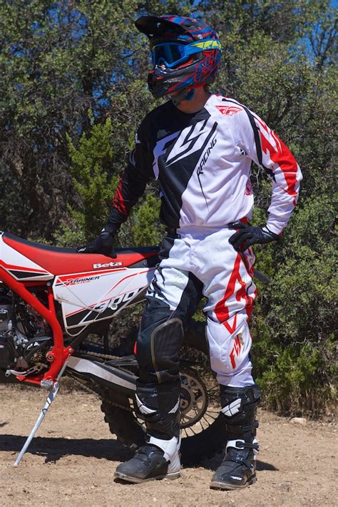 motocross racing apparel fly racing evolution 2 0 racewear apparel review