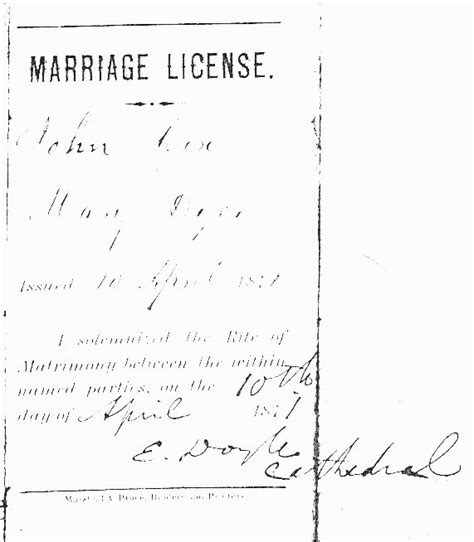 Davidson County Marriage Records So Many Ancestors January 2015
