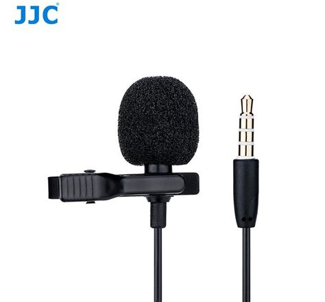 Jjc Clip On Omnidirectional Microphone Sgm 38ii For Canon Nikon Dslr jjc sgm 28 lavalier microphone clip end 1 13 2018 10 53 am