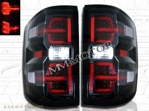 2016 chevy silverado light covers black led lights for 2014 2016 chevy silverado 1500