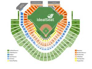 arizona diamondbacks stadium map arizona diamondbacks tickets field seating chart