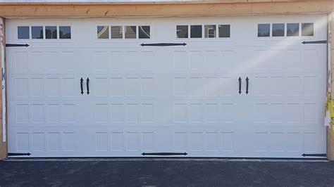Automatic Garage Door Company Recessed Panel Garage Door Automatic Garage Door Company
