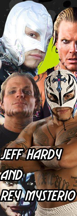 jeff hardy looks horror in superstars jeff hardy and mysterio home