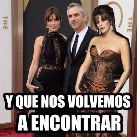 Lucia Mendez Meme - memes del oscars 2014