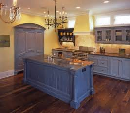 Blue And Yellow Kitchen Ideas Blue And Yellow Kitchen