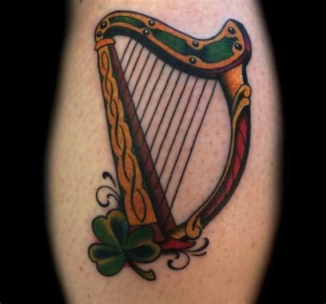harp tattoo designs 35 best designs images on 2 moons