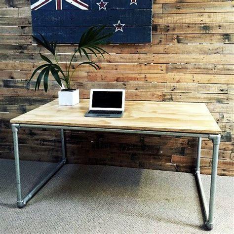 diy pipe desk plans best 25 plywood desk ideas on pinterest build a couch