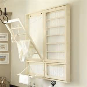 rack pipe industrial decor laundry room decoration