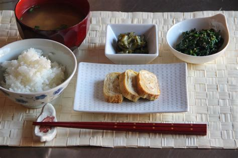 Japanese Kitchen Calories Japanese Breakfast Menu 1 Japanese Cooking 101