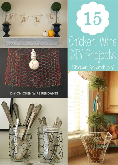 wire diy projects 15 diy chicken wire projects