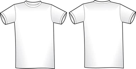 blank t shirt design template psd 2 free blank shirt templates free vector graphics all