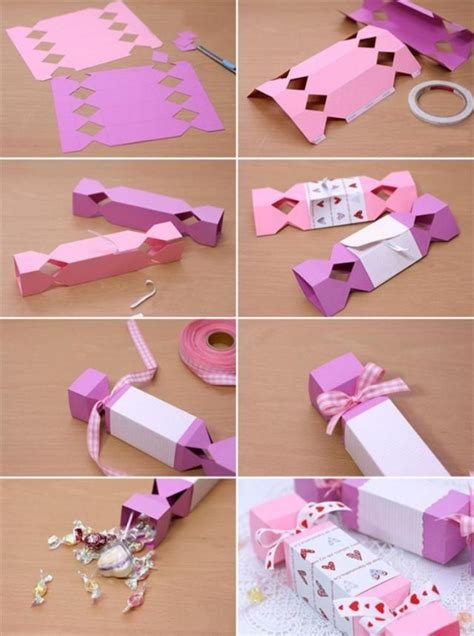 Handmade Gift Wrapping Ideas - gift wrapping ideas paper box