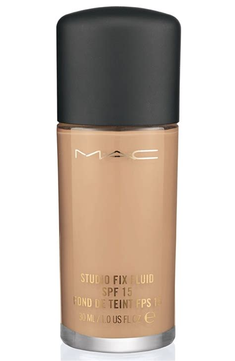 Mac Studio Fix Fluid Foundation mac studio fix fluid foundation spf 15 nc25