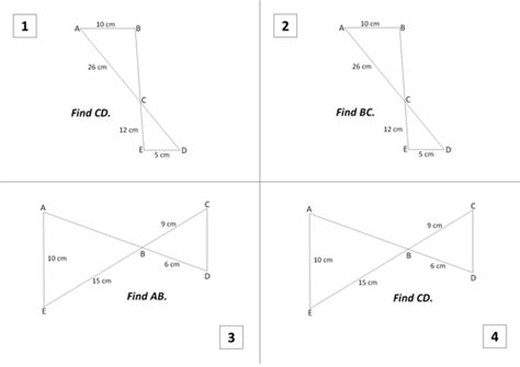 similar right triangles worksheet similar triangles by blod19 teaching resources tes