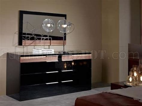 black lacquer bedroom set lacquer finish contemporary bedroom set aron black